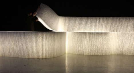 Illuminated Adjustable Modular Systems