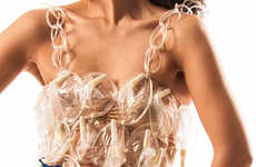 Female Condom Fashion - The PATH 2013 Fashion Show Raises Awareness of STD Protection