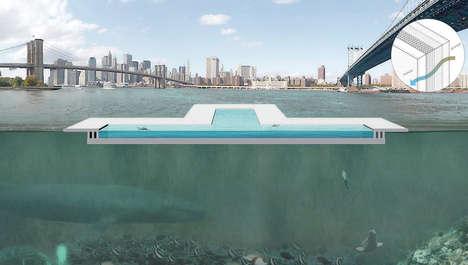 Revolutionary Eco-Concious Pools