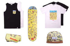 Nude Beach-Printed Attire - Find Waldo on a Nude Beach on Akomplice's Snapbacks and Pocket Tees