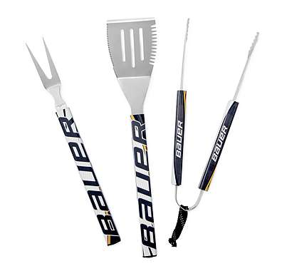 Hockey Stick Cooking Tools - These BBQ Utensils Have Been Made From Recycled Hockey Sticks