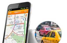 Bidding Taxi Apps - The Didi Dache App Lets Users Bid for Fast Taxi Service