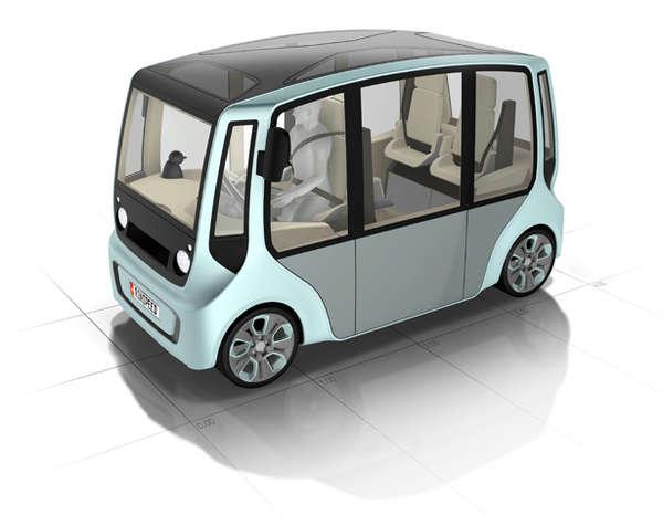 21 Boxy Vehicle Designs