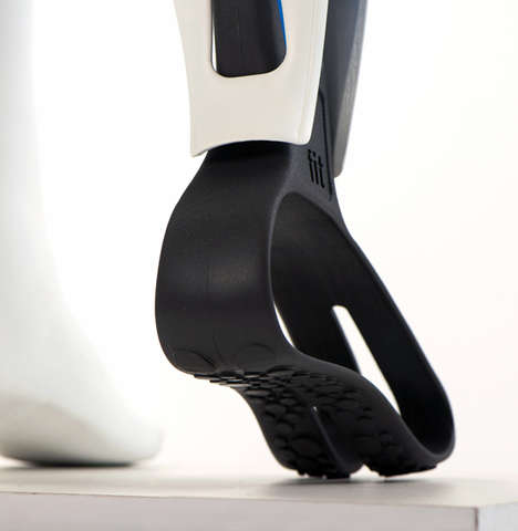 Growing Leg Prosthetics - The FIT Adjustable Prosthetic Grows with Its User