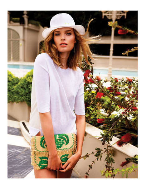 Relaxed Tropical Fashion