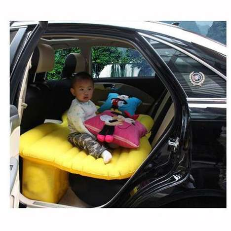 Inflatable Backseat Beds