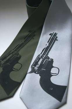 Deadly Dress Ties