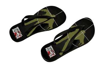 Undead Beach Sandals - These Flip Flops Will Get You Ready for the Apocalypse in the Summer Heat