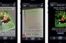 Gratuitous Ebook Apps - The BitList App Gives Free Ebooks to Accompany Your Physical Literature