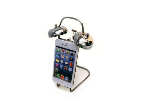 Nostalgic Phone Alarm Docks