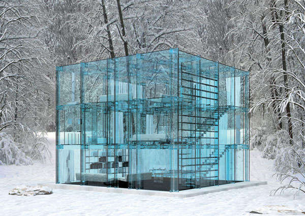 50 Transparent Architectural Designs