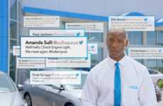 Tailored Video Response Campaigns - This Honda Social Media Campaign Made Custom Vines for Consumers