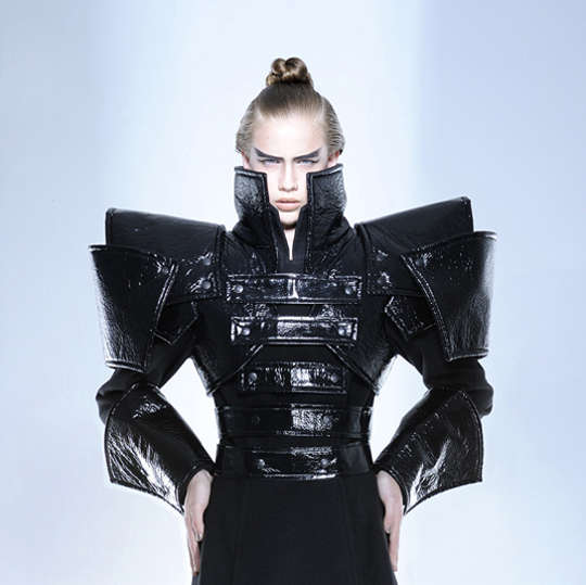 17 Fierce Robot-Inspired Editorials