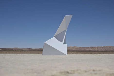 Futuristic Sculptural Furniture