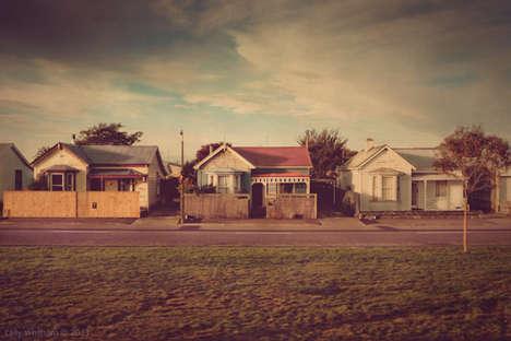 Romanticized Rustic Residences
