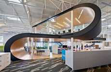 Playfully Contemporary Offices