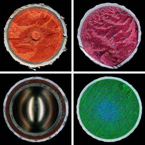 Bisected Golf Ball Captures