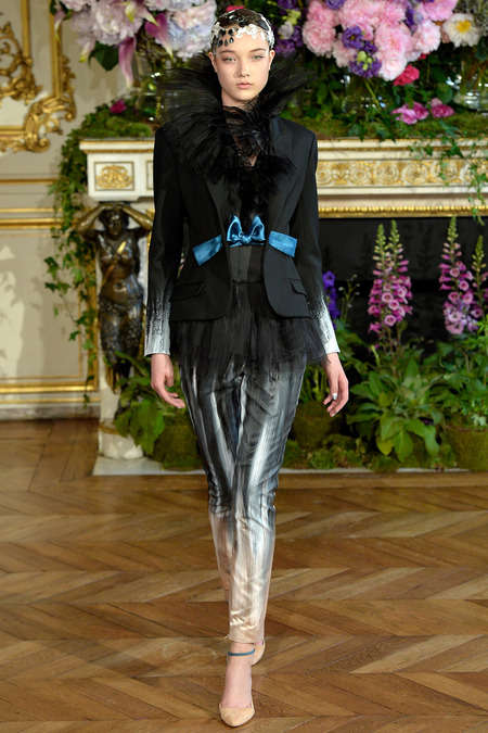 The Alexis Mabille Couture 2013 Runway was a Lesson in Victorian Style