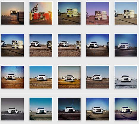 Crowdsourced Car-Capturing Videos