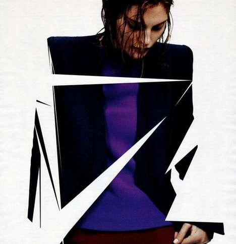Edgy Asymmetrical Fashion