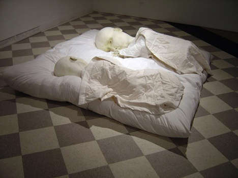 Bizarre Bedtime Sculptures