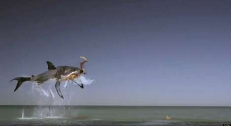 Hilarious Jaws-Inspired Commercials