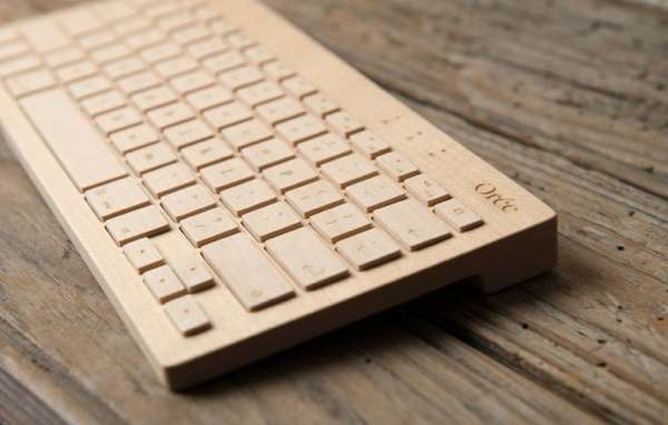 34 Innovative Wireless Keyboards