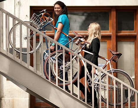 Custom Attachable Bike Carriers