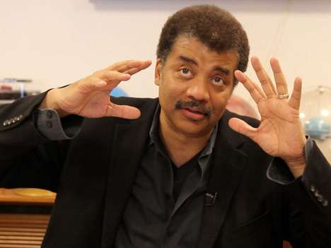 Neil deGrasse Tyson Gives a Motivation for Greatness Speech