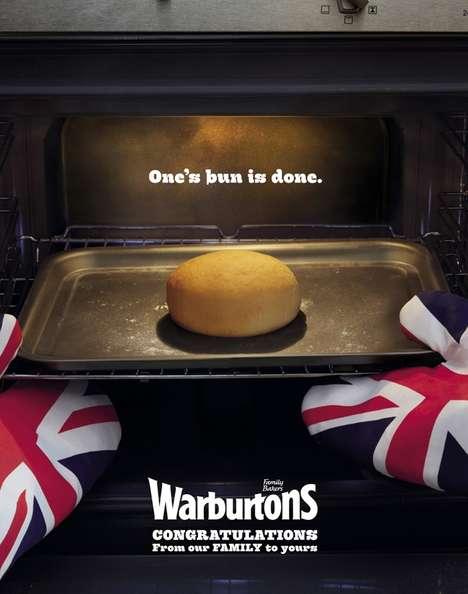 Baked Bun Baby Ads