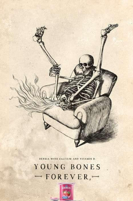 Morbid Mischief Ads
