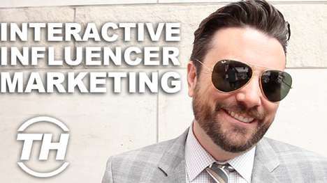 Interactive Influencer Marketing