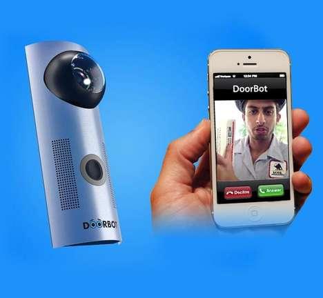 Wireless- Answering Door Bells