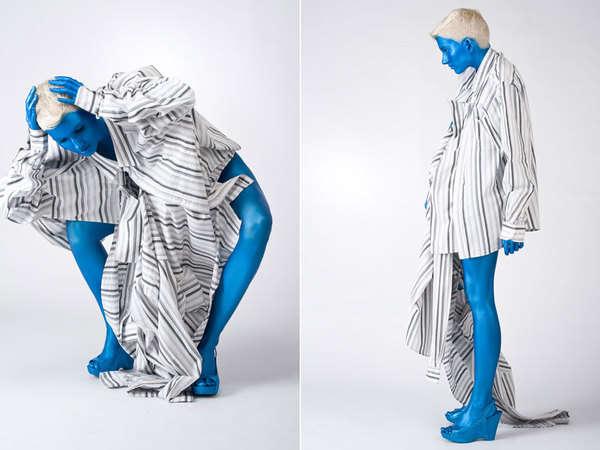 12 Smurf-Inspired Fashion Looks