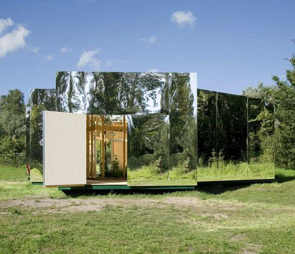 21 Carefully Camouflaged Structures