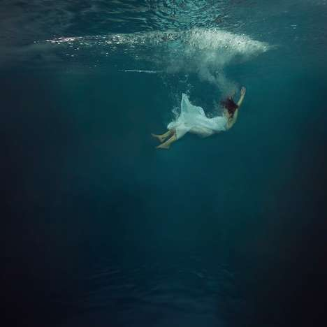 Tranquil Submerged Photography