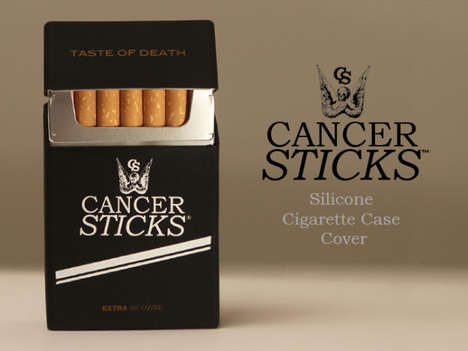 These CANCER STICKS Warn Smokers Right Off the Bat