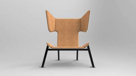 Eccentrically Eared Seating