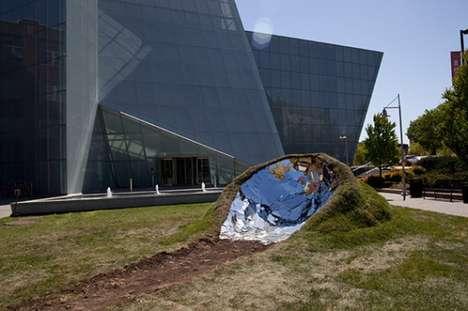 Natural Sciences-Inspired Sculptures