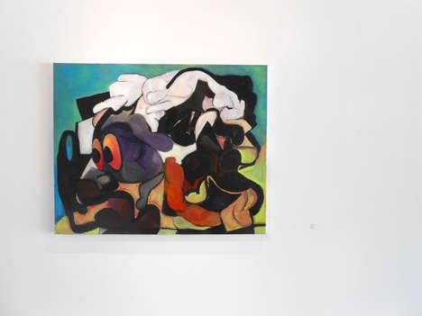 Cartoonishly Abstract Pop Art