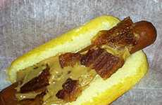 Cake-Infused Hot Dogs - The Twilly Beef Hot Dog Uses a Twinkie as the Bun