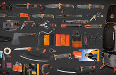 Comprehensive Survival Kits - The Gerber Bear Grylls Ultimate Pack Ensures Thriving in the Wild
