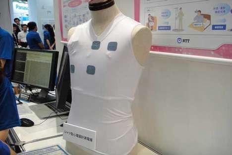 Unobtrusive Heart Rate Trackers