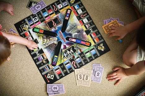Minimal Commitment Board Games