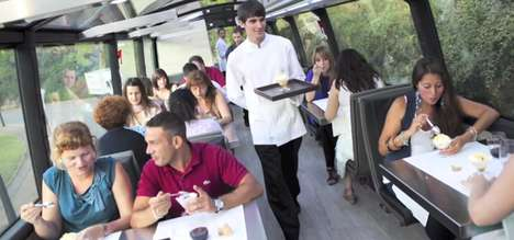 Luxe Travelling Eateries