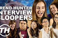 Trend Hunter Interview Bloopers - Watch the Behind-the-Scenes Look at Trend Hunters in Action