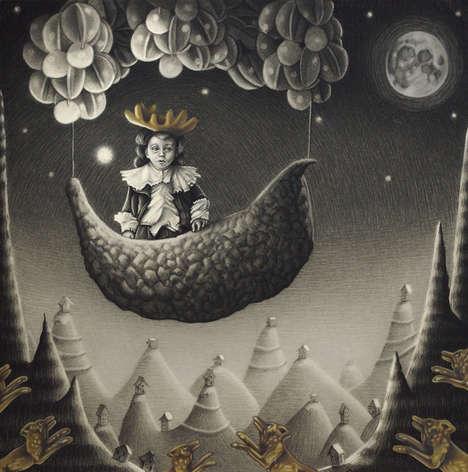 Otherworldly Fairytale Artwork