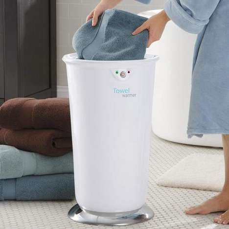 Toasty At-Home Towel Heaters