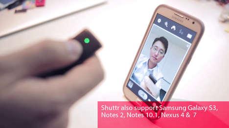 Bluetooth Phone Camera Remotes