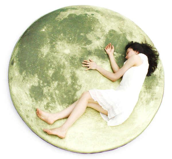 69 Moon-Mimicking Creations